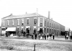 Imperial Hotel 1880s