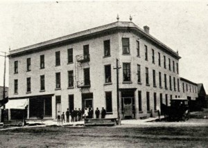 Imperial Hotel 1908